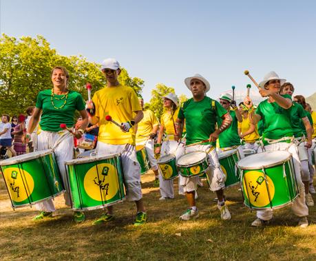 Percussions brésiliennes